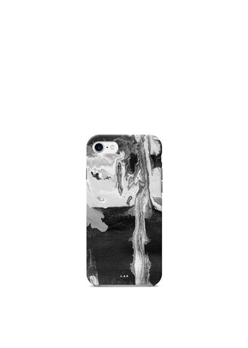 [No.1] Abstract Paint Hard Case